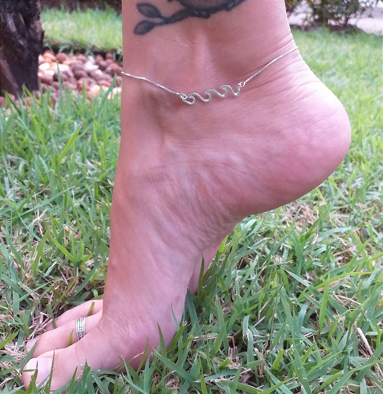 tornozeleira-prata
