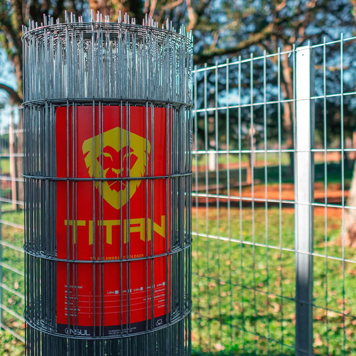 Tela Alambrado Titan