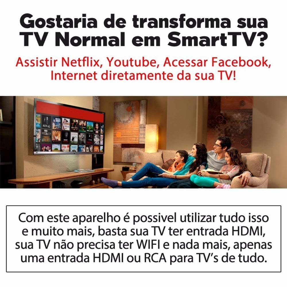 Tv Box Mx9 4k 2gb Ram 16 gb Rum Androide 8.1 Youtube Netflix