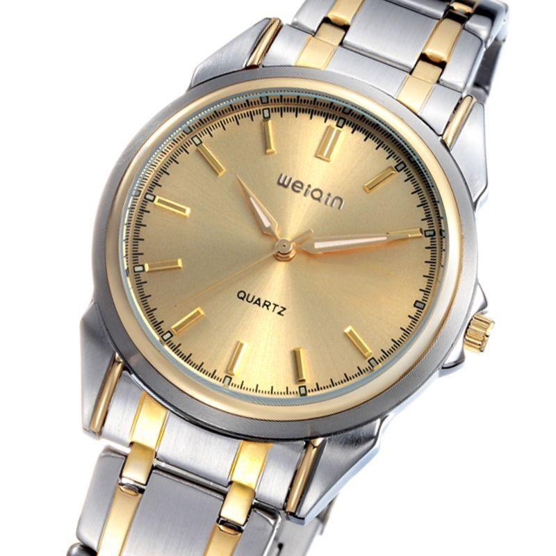 5193f84f29d ... Relógio Feminino Skone Analógico Casual W0031G Dourado - Imagem 2