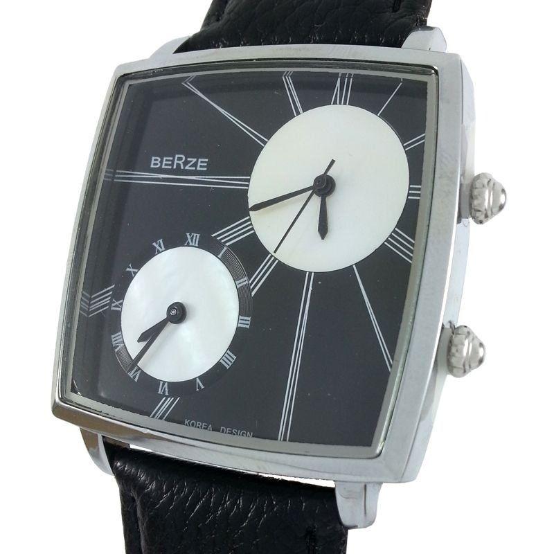 a6de5697926 Relógio Analógico Social Berze BT155M Preto - ShopDesconto - Aqui ...