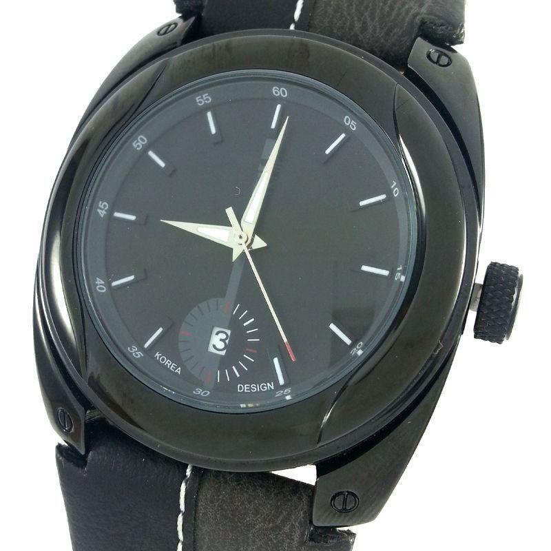 ff5d13edc20 Relógio Analógico Social Berze BT169M Preto e Cinza - ShopDesconto ...