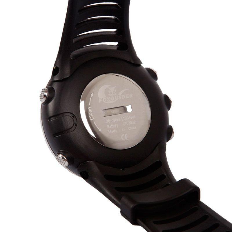 42d20829cdf ... Relógio Masculino Spovan Digital Esporte Barometro Altimetro Bussola  FX8001-B - Imagem 3 ...