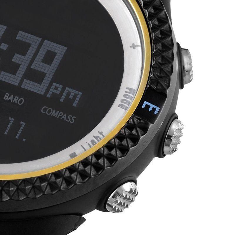 e94732dd1e5 ... Relógio Masculino Spovan Digital Esporte Barometro Altimetro Bussola  FX8001-B - Imagem 4
