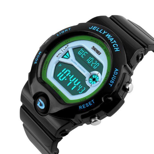 b57912e6e55 Relógio Feminino Skmei Digital 1153 Preto - ShopDesconto - Aqui você ...