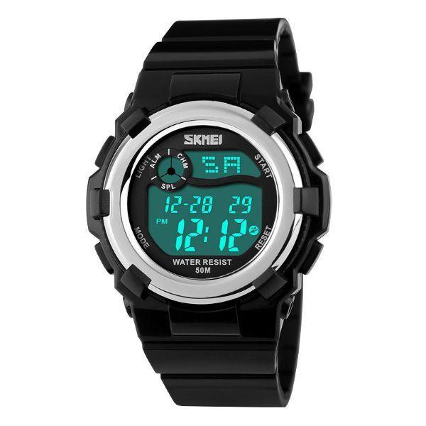 3852bdfc4b2 Relógio Feminino Skmei Digital 1161 Preto - ShopDesconto - Aqui você ...