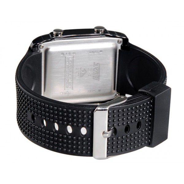 4a35bad417b Relógio Masculino Skmei Anadigi 0814G Preto - ShopDesconto - Aqui ...
