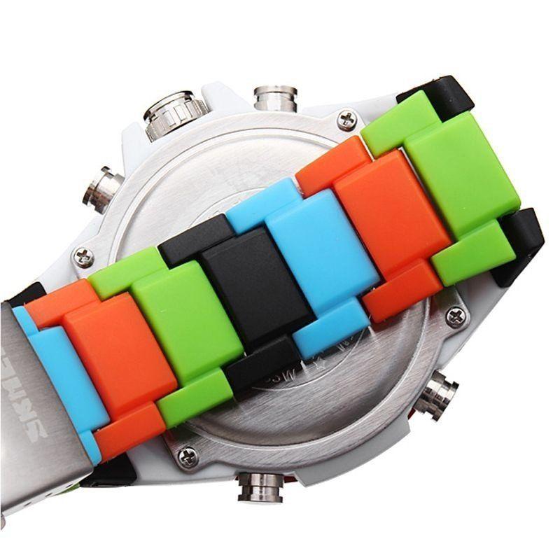 d529b623bf6 Relógio Skmei Anadigi 1016 Colorido - ShopDesconto - Aqui você ...