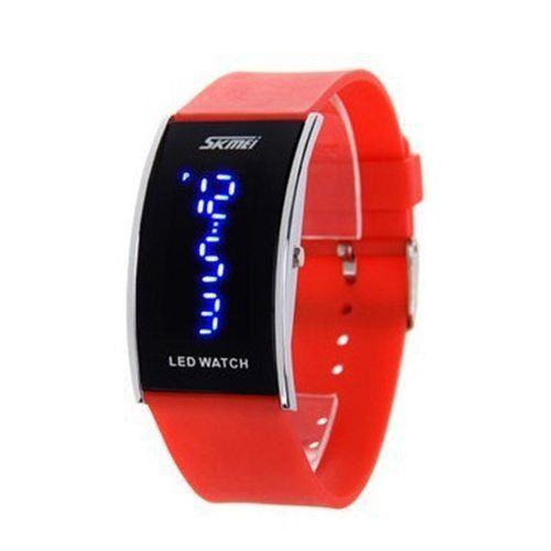 8b068796776 Relógio Skmei Digital 0805 Vermelho - ShopDesconto - Aqui você ...