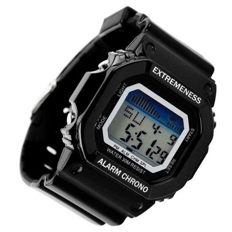 f112a6e110d Relógio Masculino Skmei Digital 6918 Preto - ShopDesconto - Aqui ...