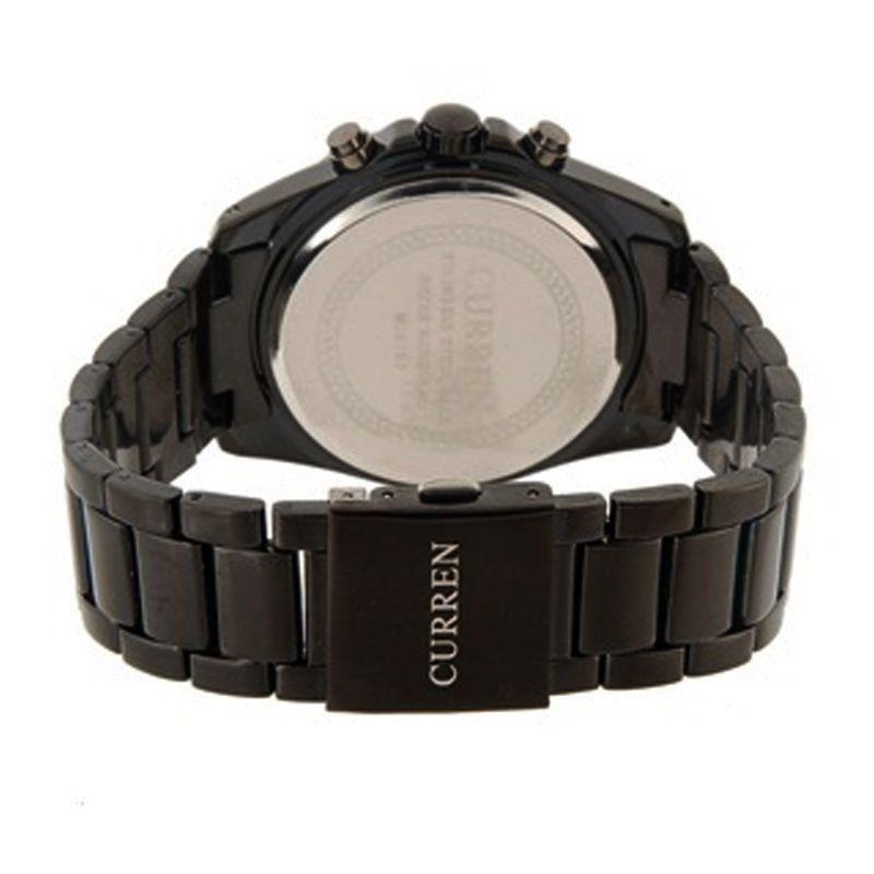 00d9441d6 Relógio Masculino Curren Analógico 8107 Branco - ShopDesconto - Aqui ...