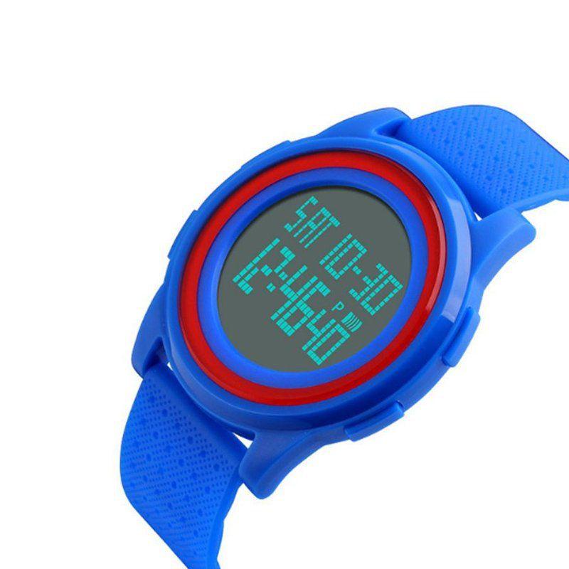 8b64da68591 Relógio Masculino Skmei Digital 1206 Azul - ShopDesconto - Aqui você ...
