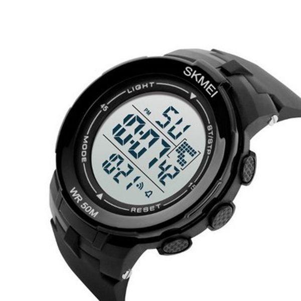 9f5389e4ac3 Relógio Masculino Skmei Digital 1127 Preto e Branco - ShopDesconto ...