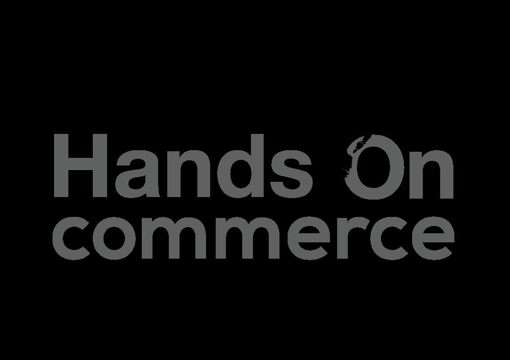 Logomarca Hands On