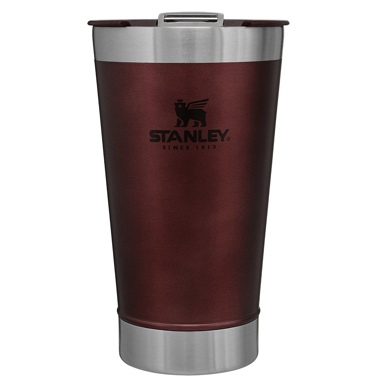 Copo Térmico de Cerveja Stanley 473ml Vermelho