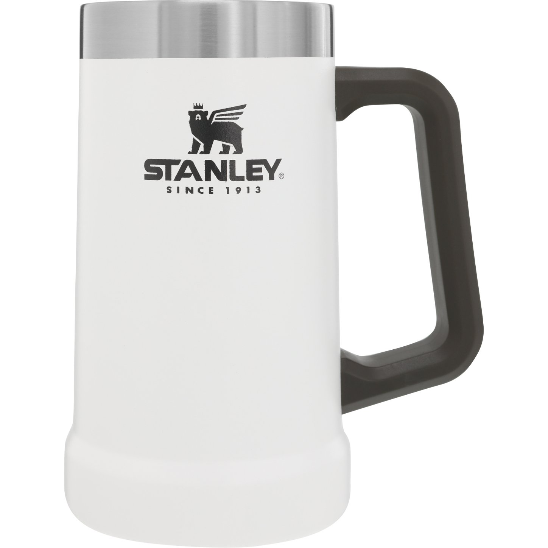 Caneca Térmica de Cerveja Stanley 710ml Branco