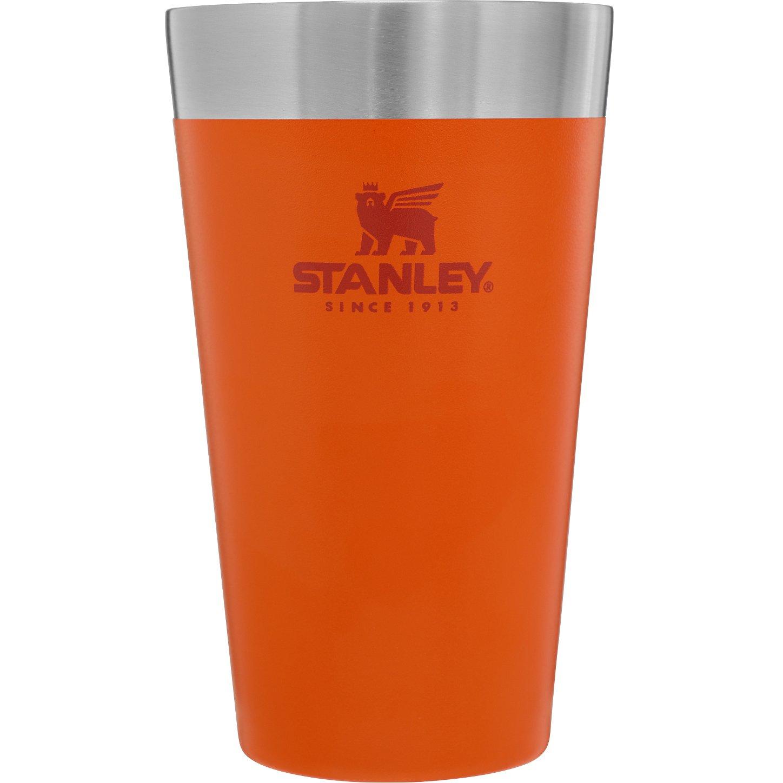 Copo Térmico Stanley s/ Tampa 473ml Laranja
