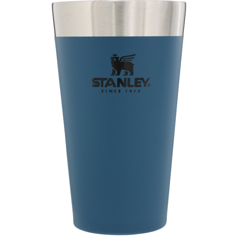 Copo Térmico Stanley s/ Tampa 473ml Azul