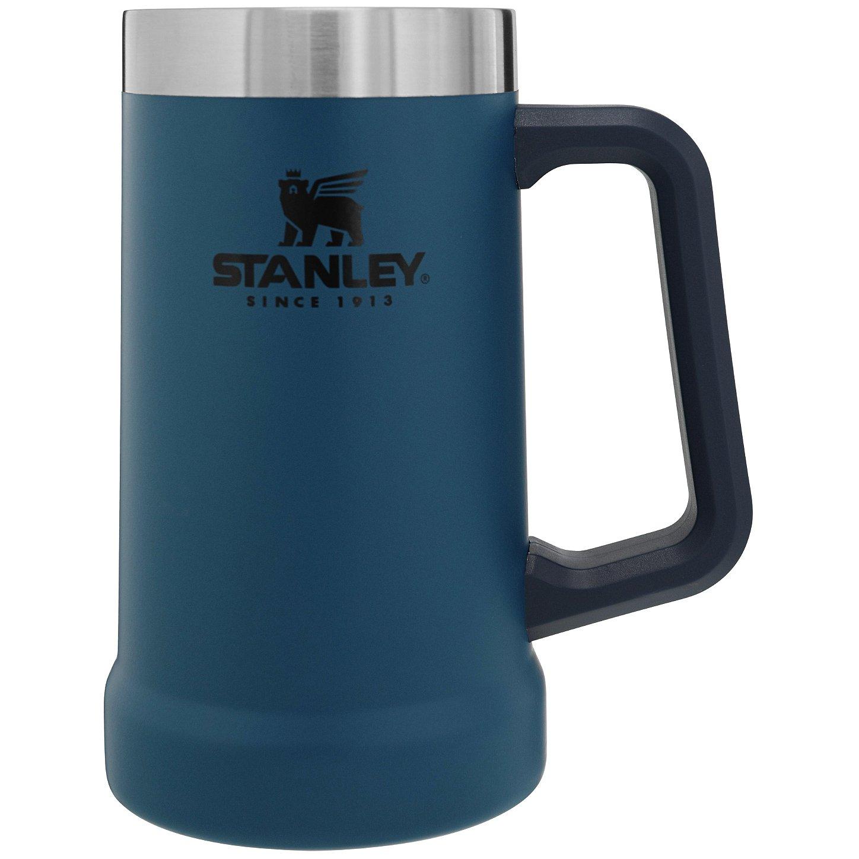 Caneca Térmica de Cerveja Stanley 710ml Azul