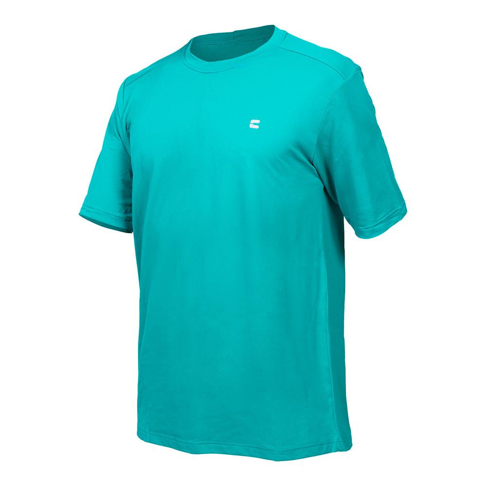 Camiseta Masculina Curtlo Active Fresh Jade