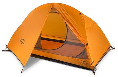 Barraca Naturehike Cycling Ultralight 1P Laranja