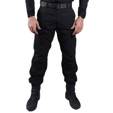 Calça Masculina Bélica Combat Preta