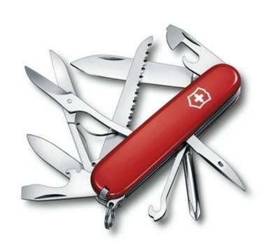 Canivete Victorinox Fieldmaster Vermelho 15 Funções 1.4713