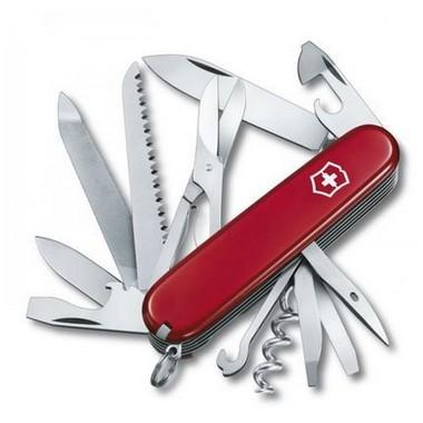 Canivete Victorinox Ranger Vermelho 21 Funções 1.3763