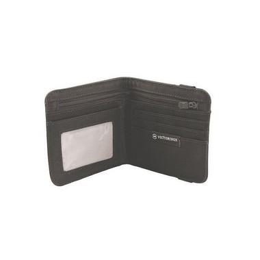 Carteira Victorinox Bi-fold Nylon Preto Ref. 31172501