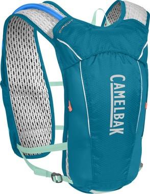 Mochila Camelbak de Hidratação Circuit Vest Azul 1,5 Litros