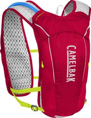Mochila Camelbak de Hidratação Circuit Vest Vermelha 1,5L