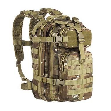 Mochila Militar Invictus Assault Camuflada Multicam 30 Litros