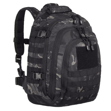 Mochila Invictus Legend Multicam Black 35 Litros