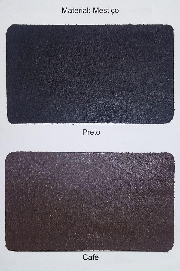 Material: Mestiço, também conhecido por Pelica