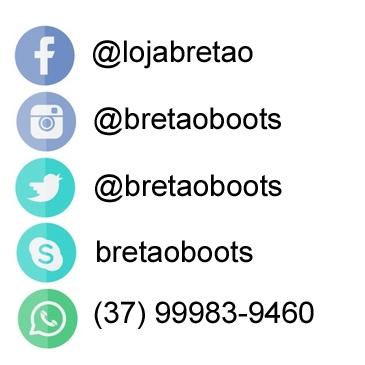 Siga-nos nas redes sociais e entre em contato
