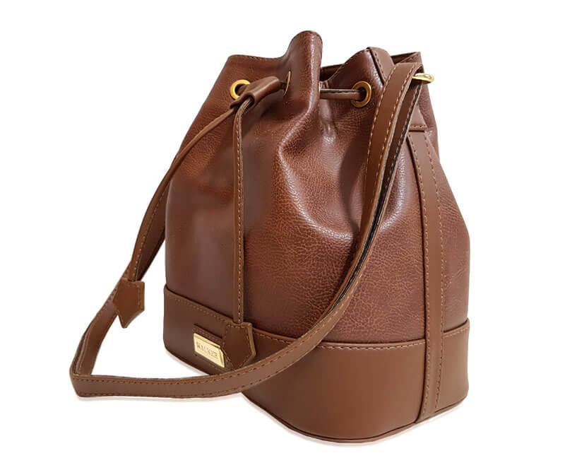 Bolsa estilo saco