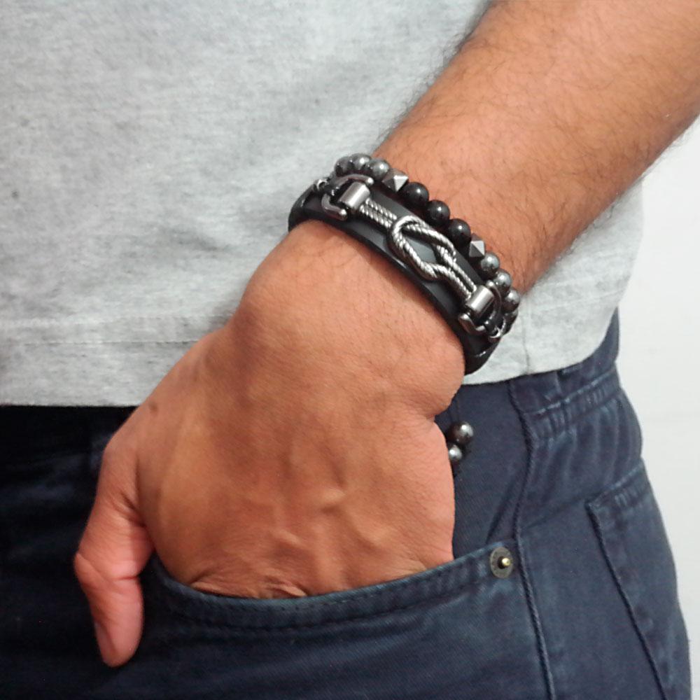 pulseira-de-couro-knot-syrio