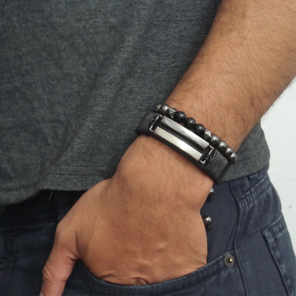pulseiras-masculinas-de-couro-legiao-syrio