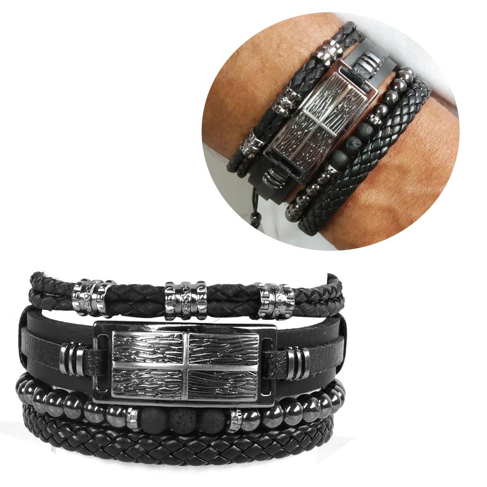 pulseiras-de-couro-masculina