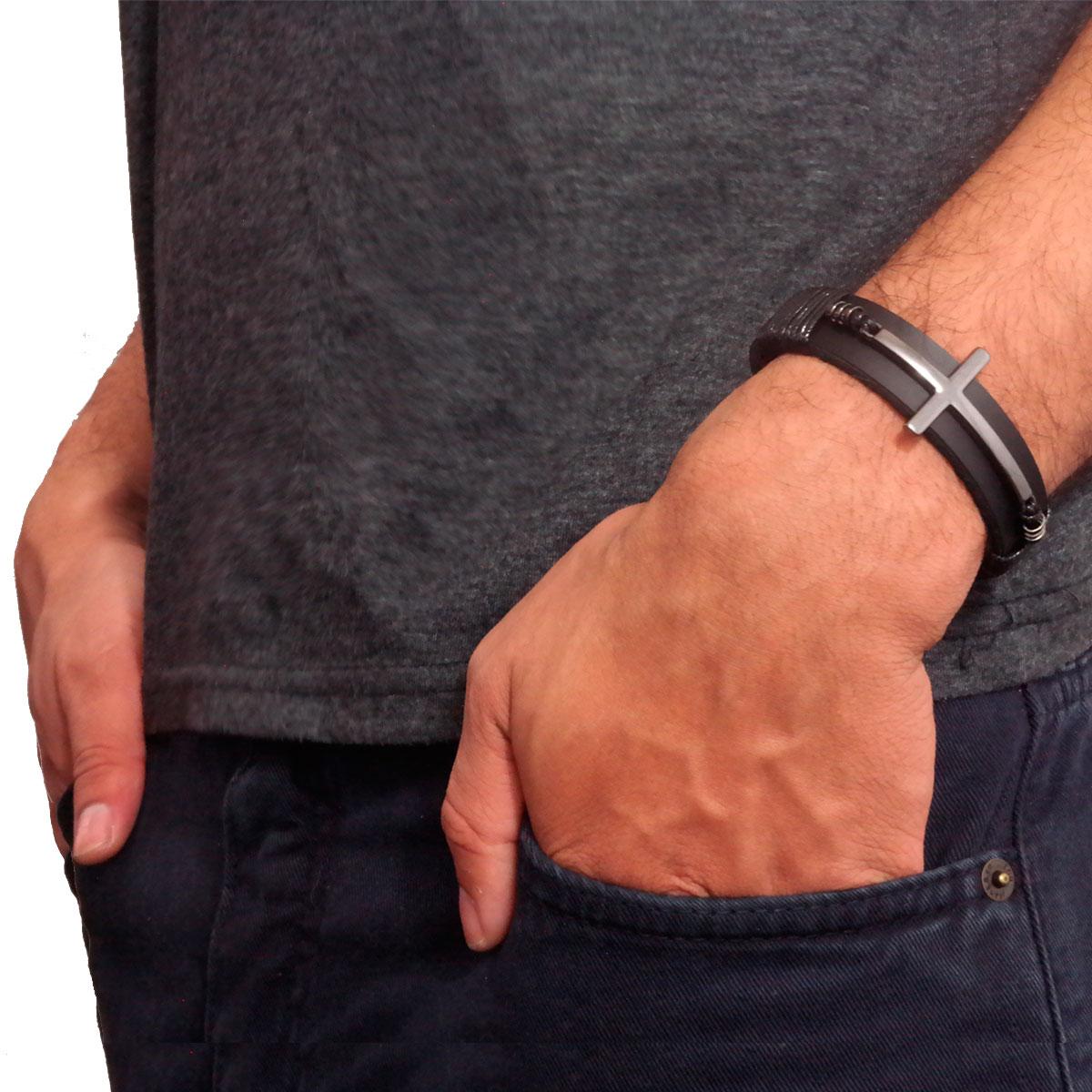 pulseira-de-couro-cruz-albus