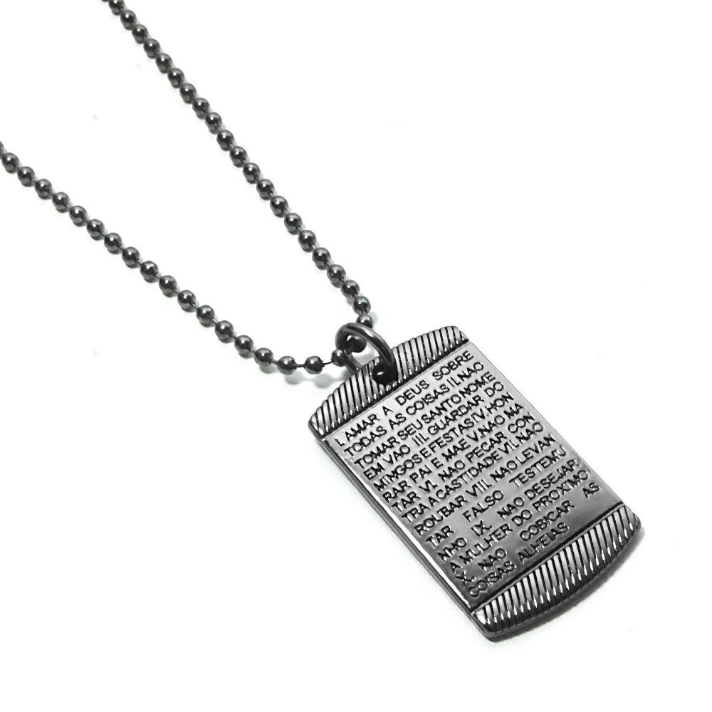 colar-masculino-tabua-10-mandamentos