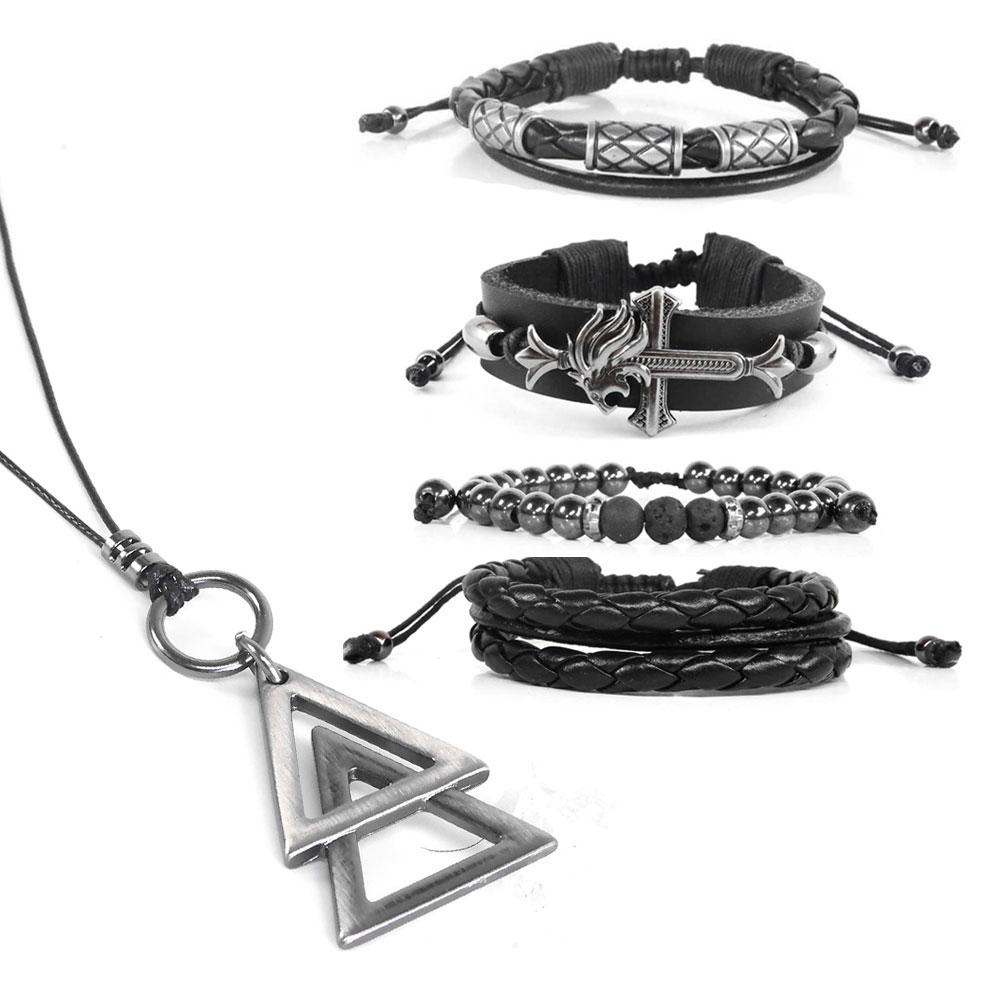 pulseiras-masculinas-leao-hort