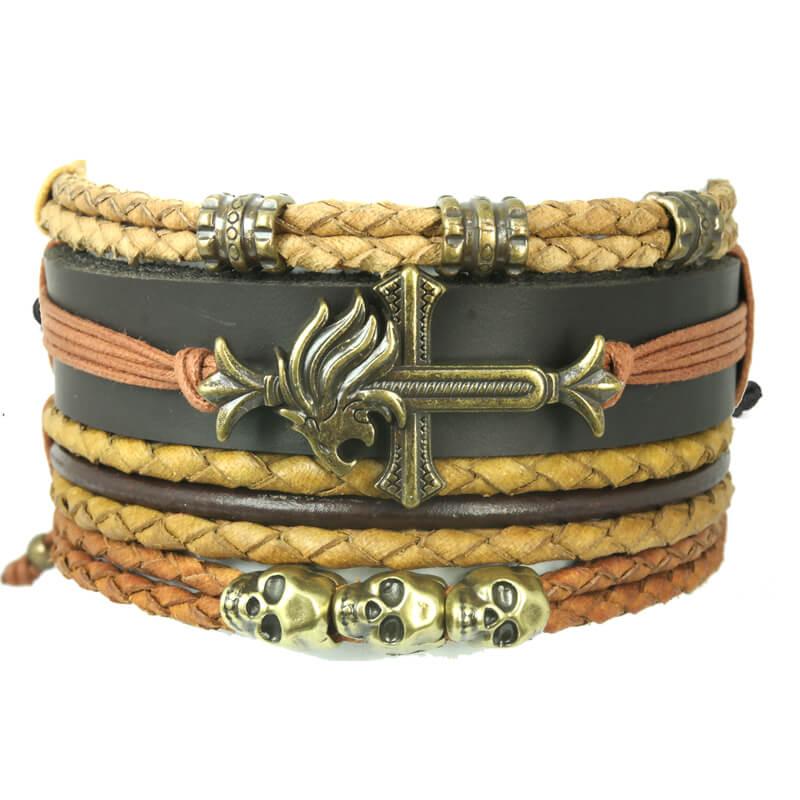 pulseiras-masculinas-leao-negro