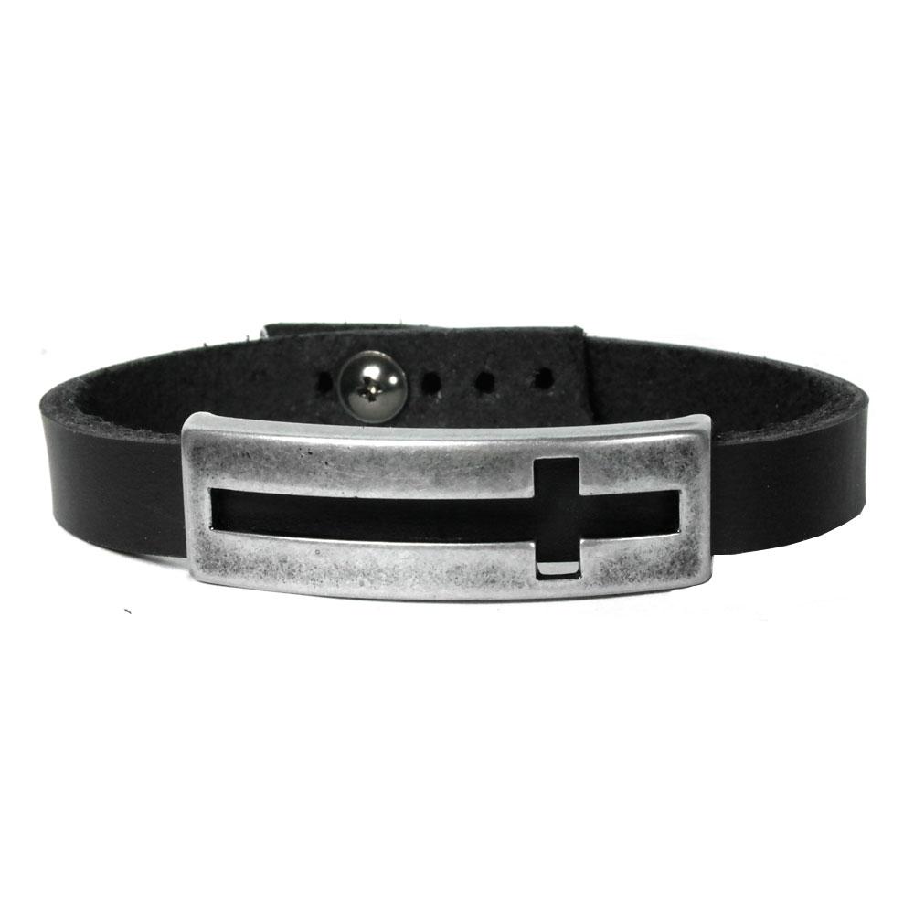 pulseira-masculina-cruz