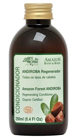 Condicionador Natural Arte dos Aromas Andiroba Orgânico Ecocert 250ml