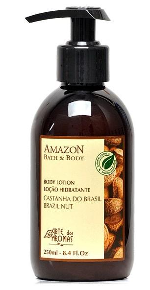 Creme Hidratante Corporal Arte dos Aromas Castanha do Brasil 220ml