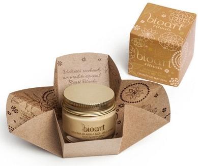 Máscara de Argila Dourada Iluminadora Bionutritiva Bioart