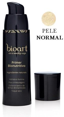 Primer Natural Vegano Bionutritivo Bioart Pele Normal