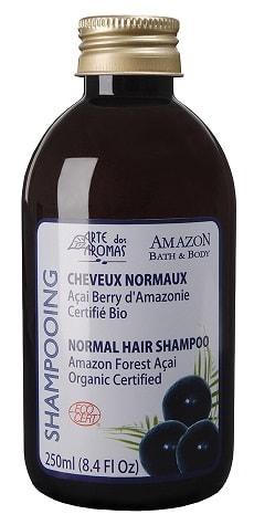 Shampoo Natural Arte dos Aromas Açaí Orgânico Ecocert 250ml