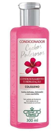 Condicionador Flores & Vegetais Cachos Poderosos 300ml